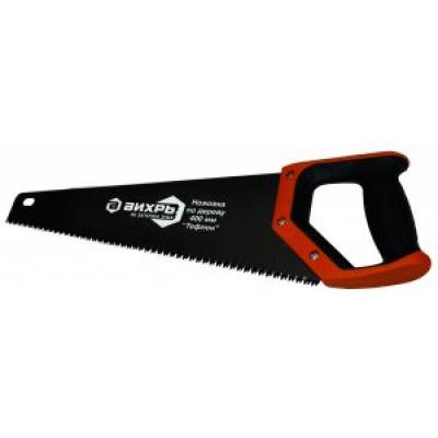 """Ножовка 400мм """"тефлон""""3D заточка 2 комп, рукоятка 73/2/4/8"""