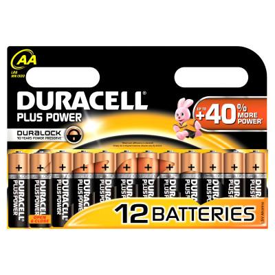 Элемент питания DURACELL LR6 BL12 (Basic MN1500)
