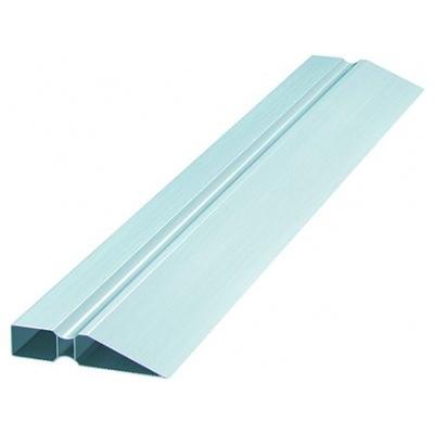 Правило алюминиевое, двойной захват, 2 ребра жесткости, L-3,0 м// MATRIX