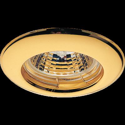 Светильник Comtech SATURN MR11 золото