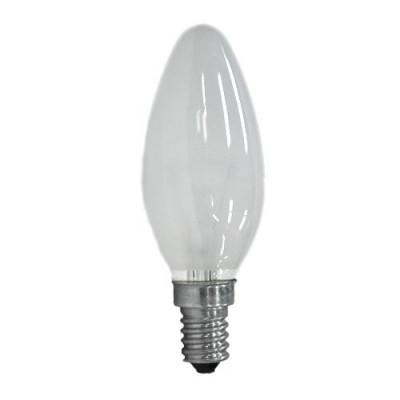 Лампа Bellight В35 40Вт Е14/МТ (ДСМТ 230-40-Е14) свеча матов.