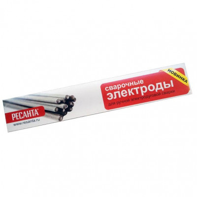 Электроды сварочные МР3  3мм 1кг Ресанта