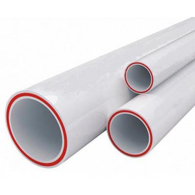 Труба 20 PN20 (арм. стекловолокно) RUBIS SDR 6 PRO AQUA/ ПОЛИТЭК/ Ростулпласт белый
