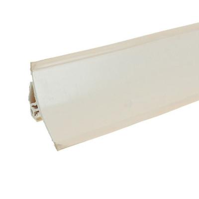 Плинтус для столешницы Белый 25 х25мм