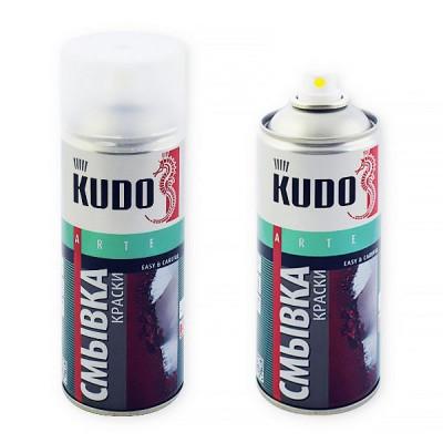 Аэрозольная смывка универсальная старой краски KU 9001