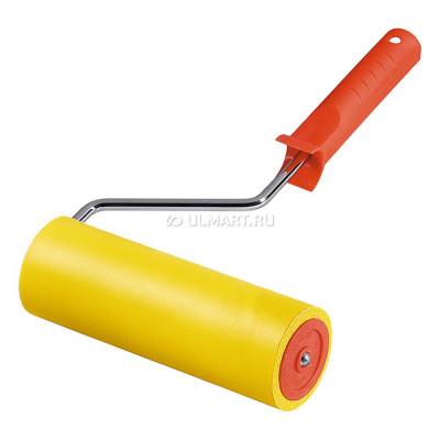 Валик резиновый 40 мм, D ручки - 6 мм MATRIX