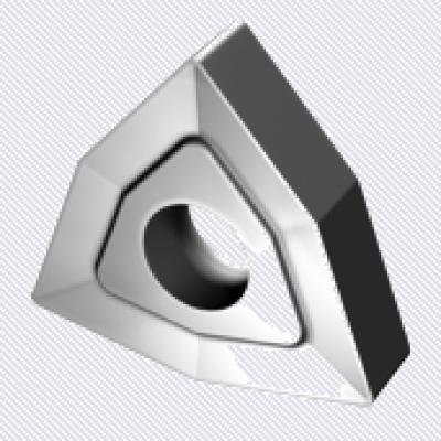 Пластина тв/сплавная ТН20 треуг.