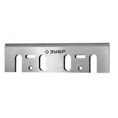 Нож Зубр для рубанка 110мм
