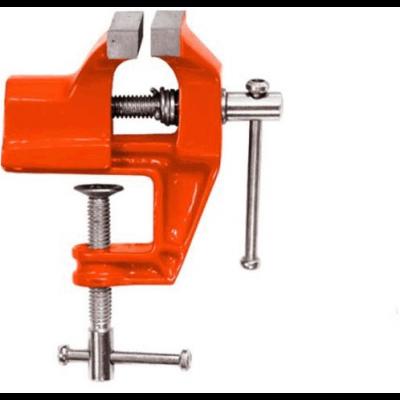 Тиски 75 мм, крепление для стола SPARTA