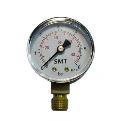 Манометр SMT 6 бар вертикальный