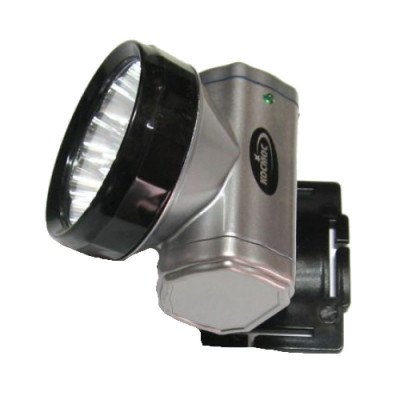Фонарь Космос Accu Н 10 LED налобн. аккум.встр. зарядник