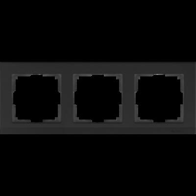 Рамка на 3 поста WL04-Frame-03