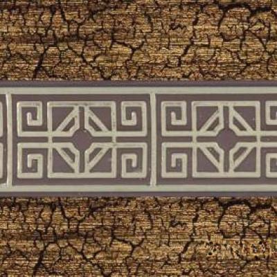 """Карниз """"Олимп"""" 3-х рядный с поворотами 1,6 м старое золото на темном (Default)"""