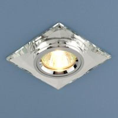 Св. глн. Электростандарт 8470 CLEAR/CH зеркал. золото