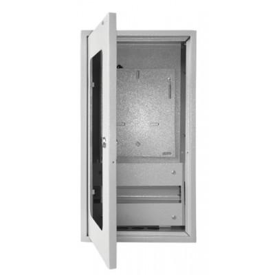 Щит ЩРУН 3/12 (стеклянная дверца) (500*300*160) ЭКФ IP31