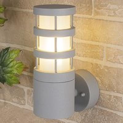 Уличный свет -TECHNO 8372 серый Эл.стандарт