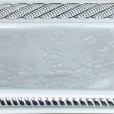 Карниз Византия 3 м мрамор хром